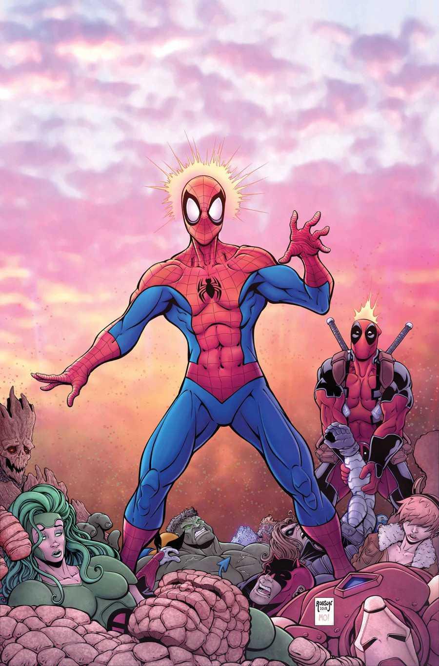 Marvel может внести большие изменения в Дэдпула