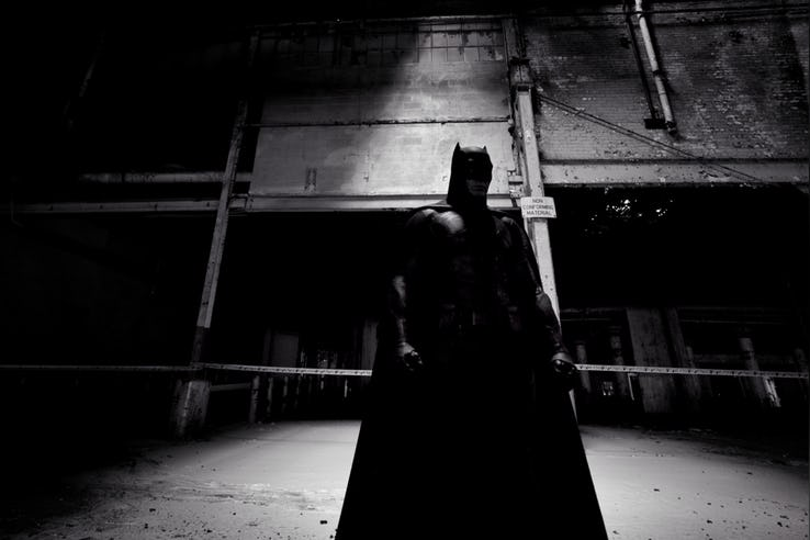 Зак Снайдер высказался о Бэтмене Бена Аффлека