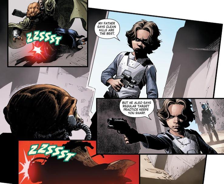 Новости Звездных Войн (Star Wars news): Раскрыто, почему Боба Фетт стал охотником за головами в «Звездных войнах»