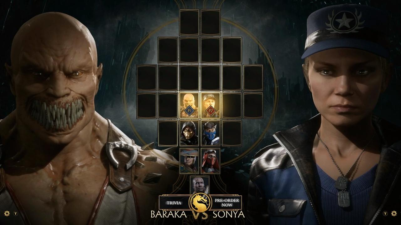 Все раскрыты персонажи Mortal Kombat 11. Сколько всего бойцов?