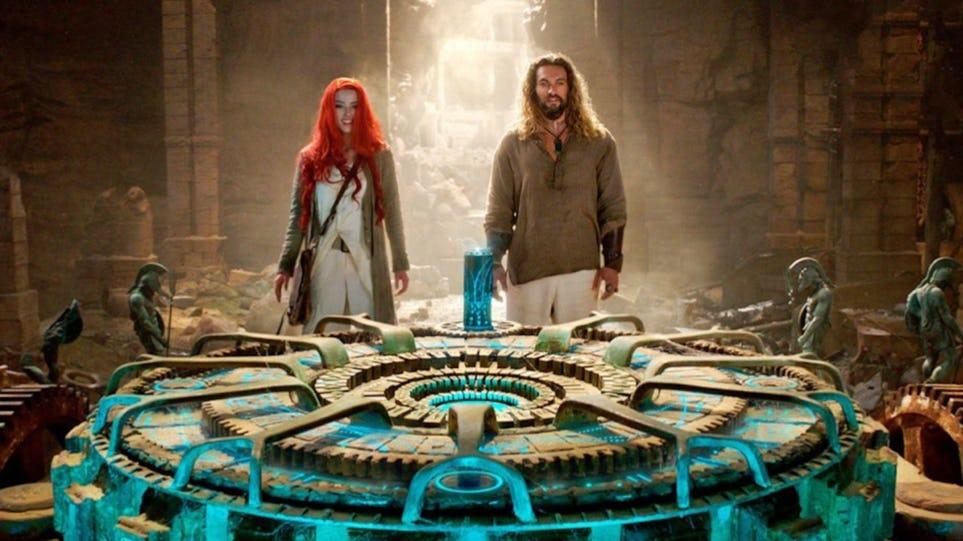 Как «Аквамен» исправил ошибки киновселенной DC