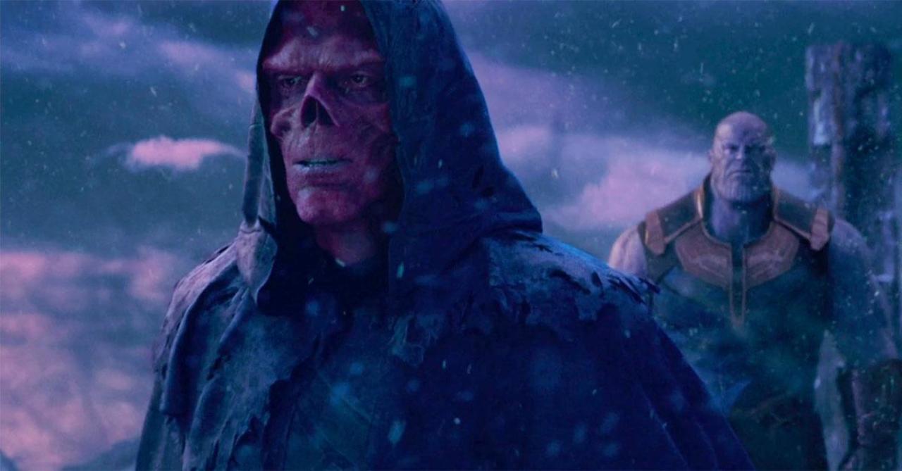 Настоящий злодей «Мстителей 4: Финал» - это Мефисто