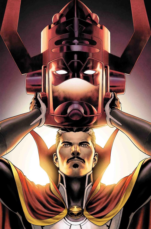 Тизер от Marvel: Доктор Стрэндж станет Галактусом