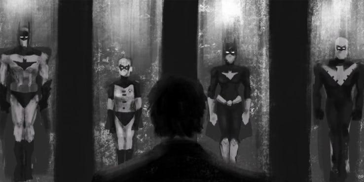 Полнометражный фильм «Бэтмен будущего» находится в работе