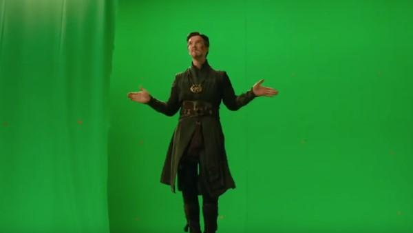 Doctor Strange Dance