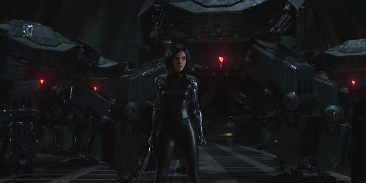 Есть ли сцена после титров «Алита: Боевой ангел»?