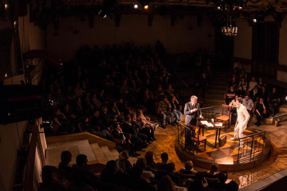 Интервью с народным артистом России Александром Коршуновым. «Театр – искусство абсолютно исповедальное»