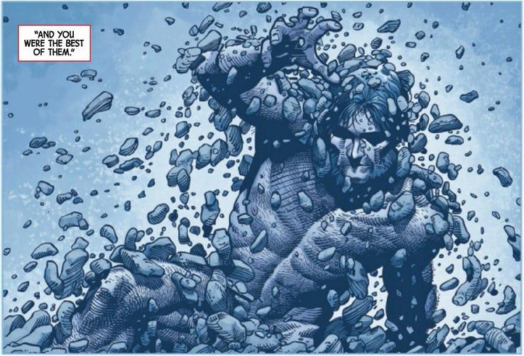 Marvel объяснили, как Логан воскрес