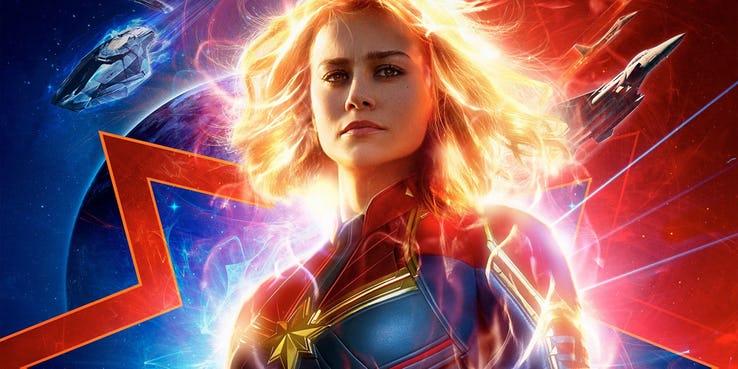 Капитана Марвел вырезали из «Мстителей: Эра Альтрона»