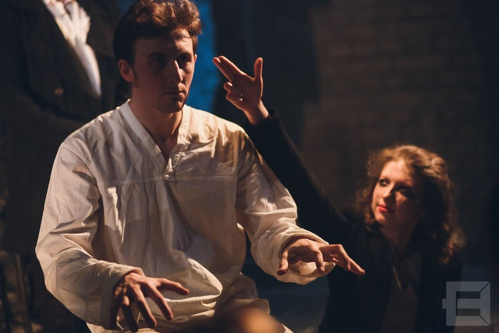 Рецензия на спектакль «Магда», Плохой театр. Не играем