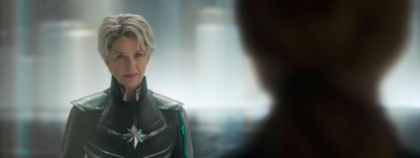 Киновселенная Marvel представила нового Таноса в «Капитане Марвел»?