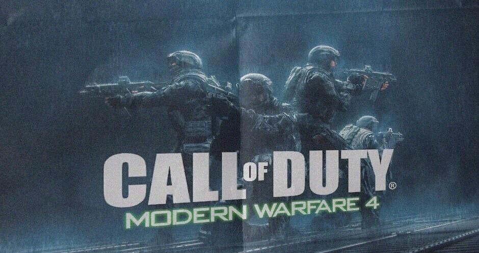 Утекло изображение Call of Duty: Modern Warfare 4