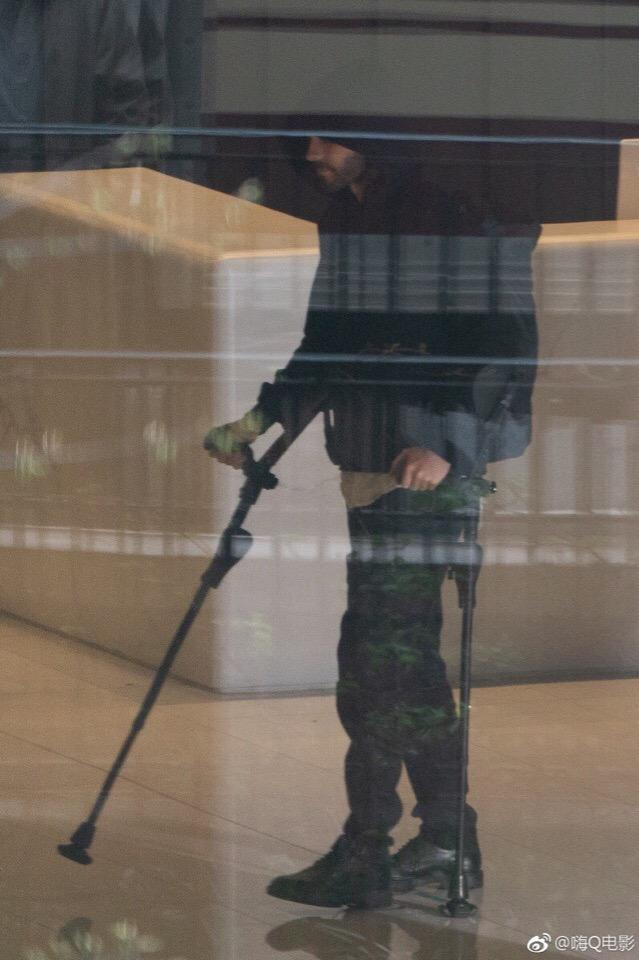 Джаред Лето на первых фото фильма «Морбиус»