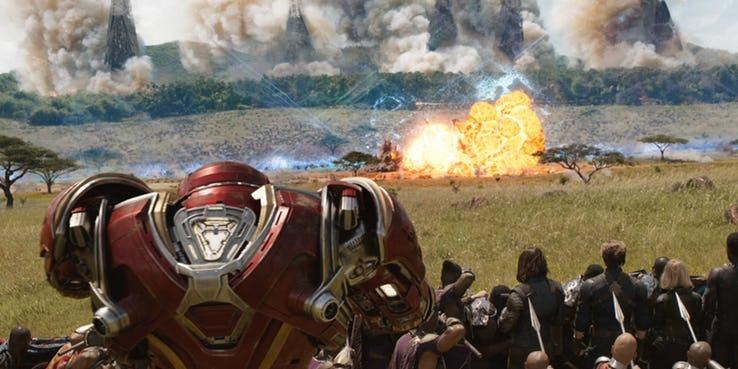 Объяснено, почему до Таноса не было нападений на Землю