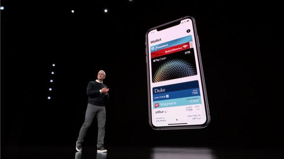 Анонс Apple Card: получайте кешбэк за покупки через Apple Pay