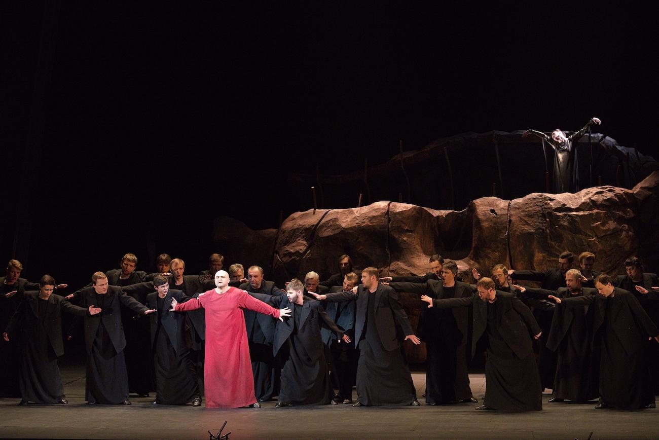 Рецензия на оперу «Царь Эдип/Замок герцога Синяя Борода», МАМТ. Неведение как рецепт долгой и счастливой жизни