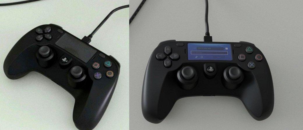 Утекли фотографии геймпада DualShock 5 для PlayStation 5