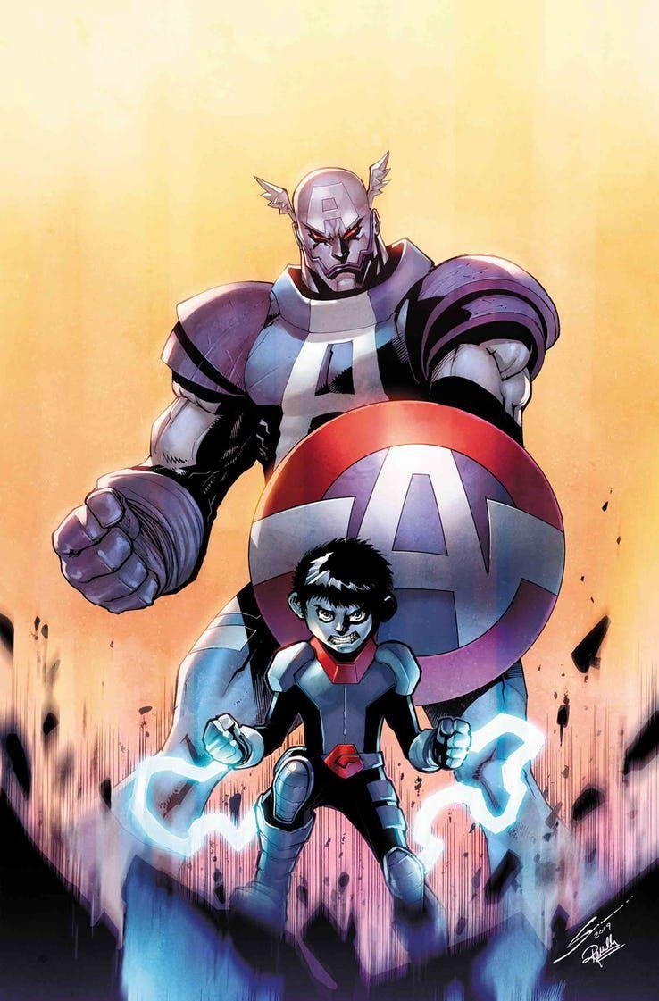 Marvel превратили героя в нового злодея