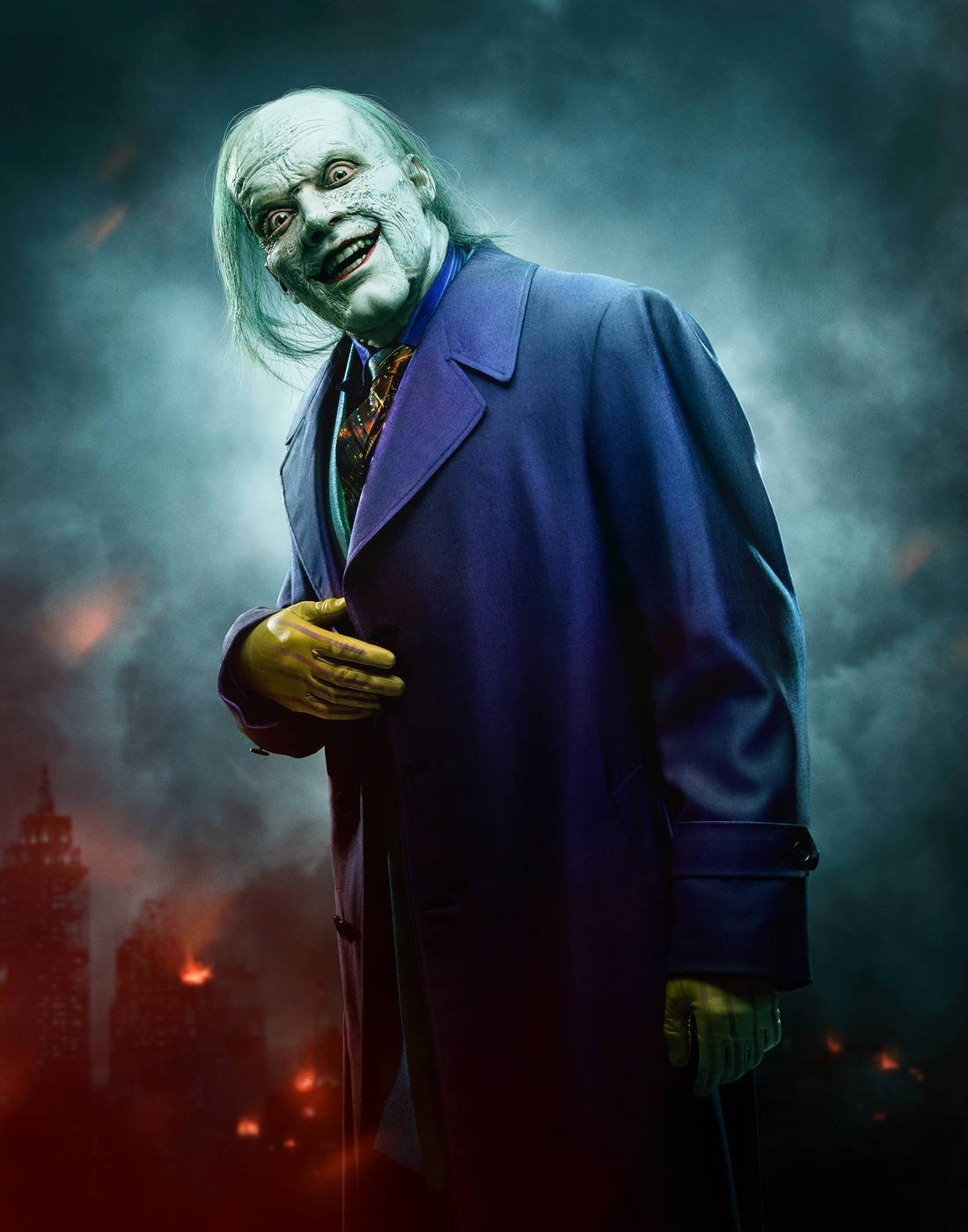 Джокера официально представили в 5 сезоне «Готэма»