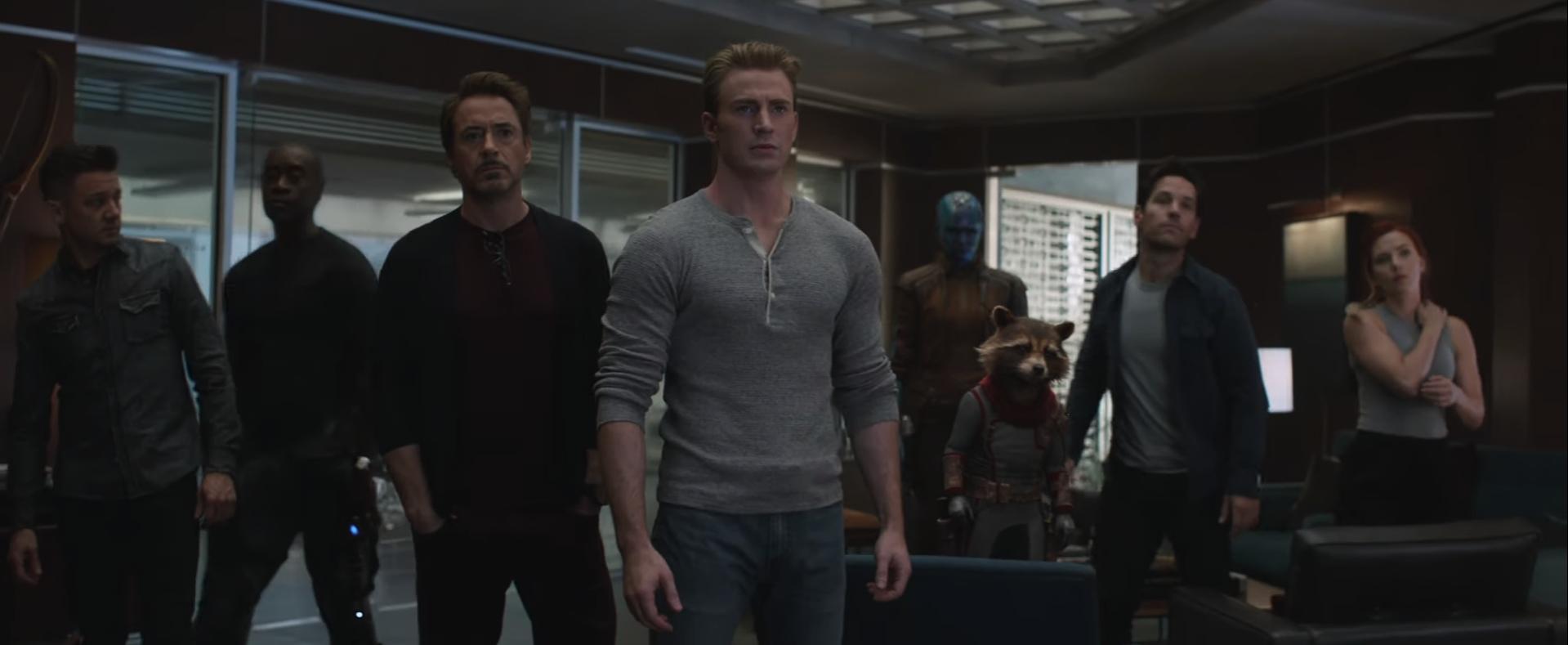 Раскрыт полный состав команды героев из «Мстителей 4: Финал»