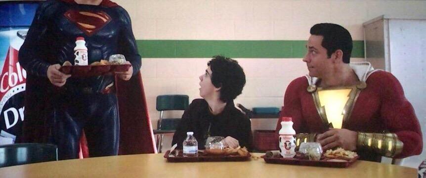 Раскрыто камео героя в «Шазаме». Кто появился в фильме?