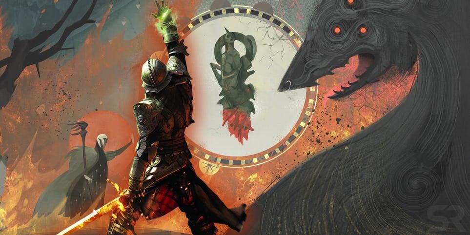 Отмененная Dragon Age 4 - игра, в которой нуждается BioWare