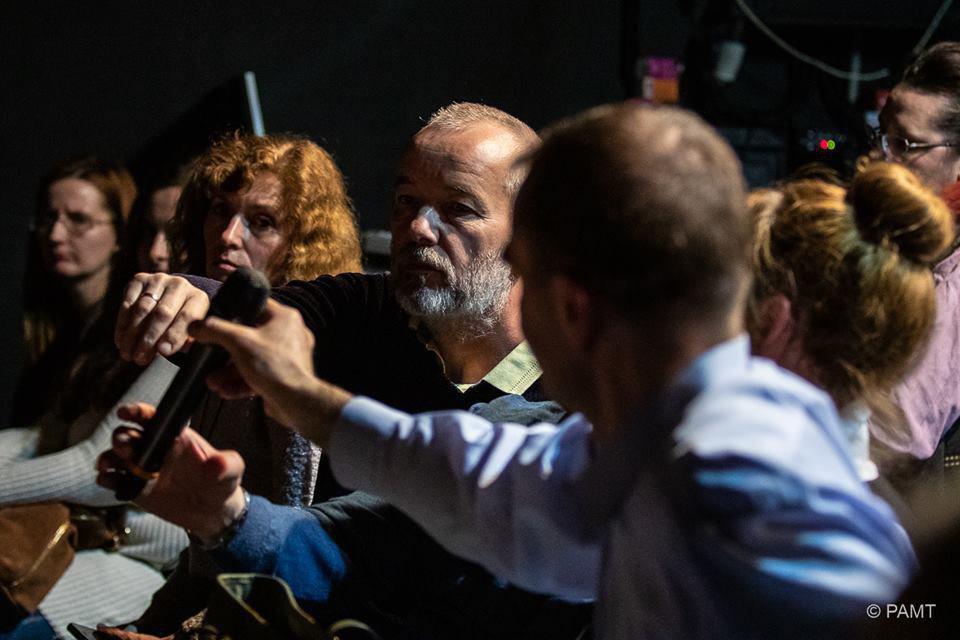 О дискуссии «Насилие во имя идеи» в РАМТе: «Какая-то часть зла в тебе тоже существует»