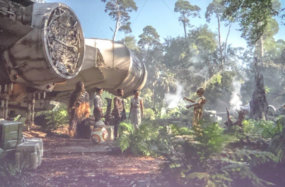 Первые кадры «Звездных войн: Эпизод IX»