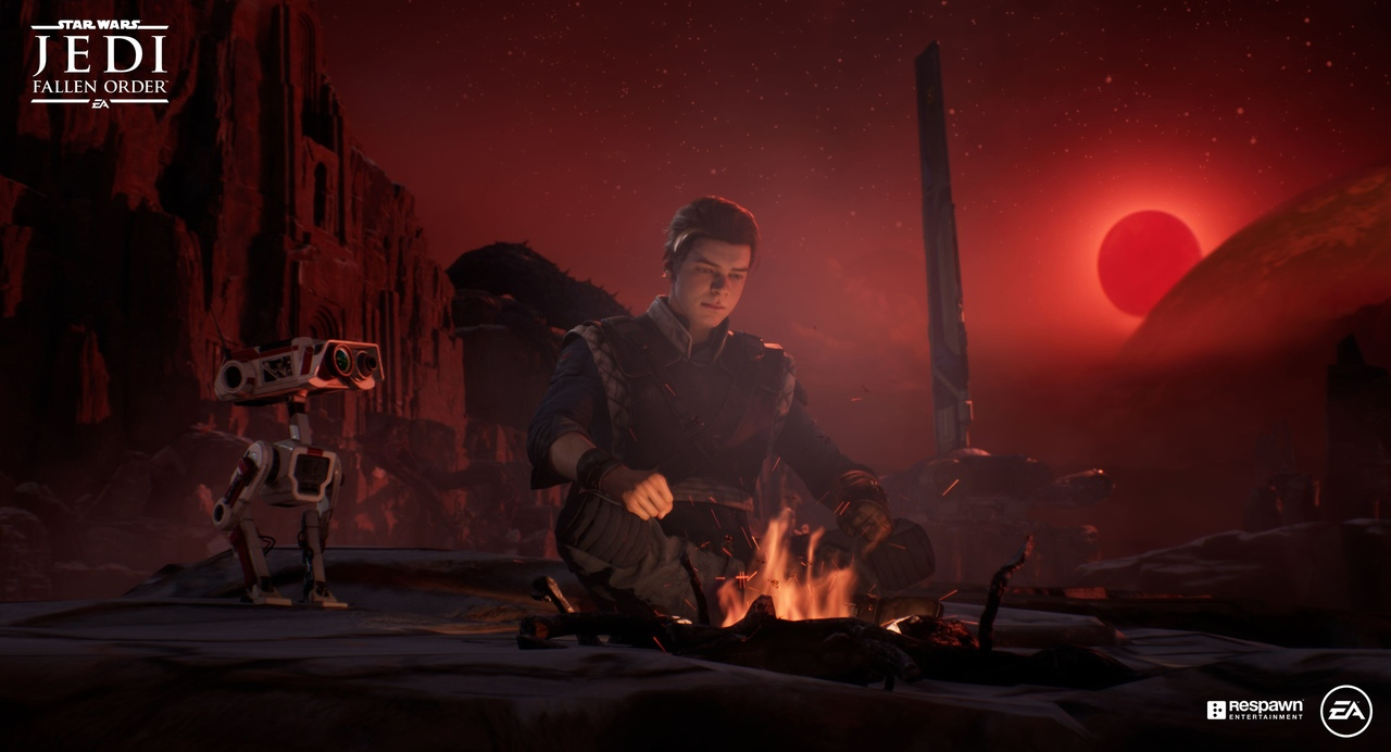 Предзаказ, цены и скриншоты «Звездные войны Джедаи: Павший Орден»