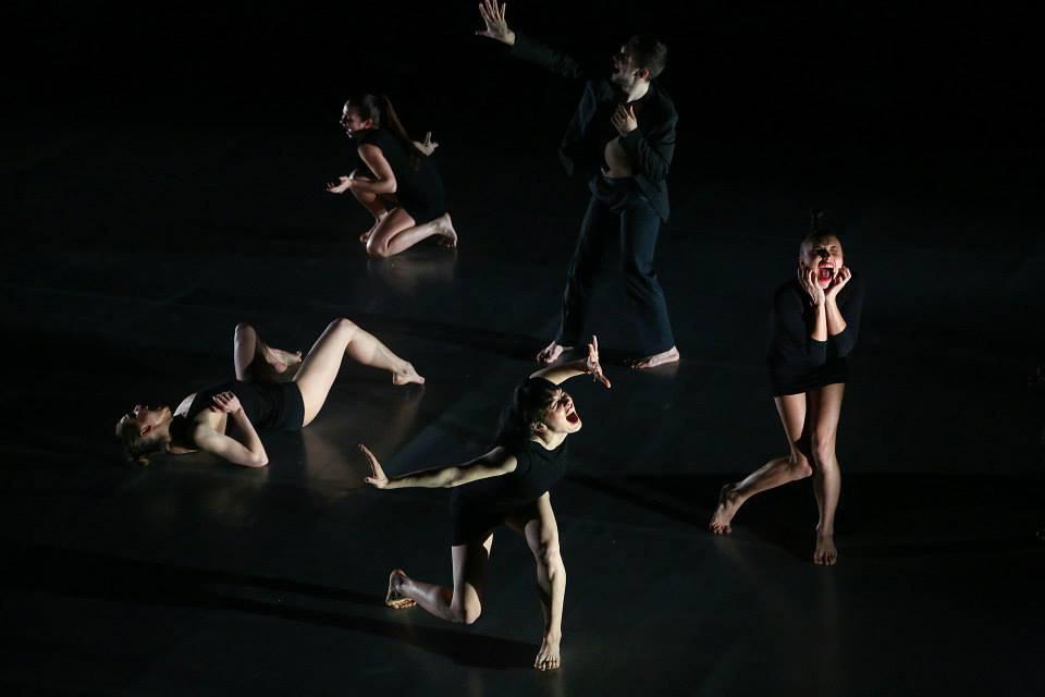 Рецензия на спектакль «Застывший смех», Балет Москва. Многозначность смеха