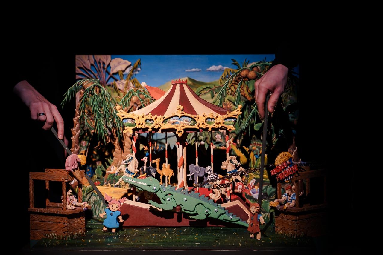 Фестиваль «Маленький сложный человек» в Большом театре кукол. То, что нужно весной!