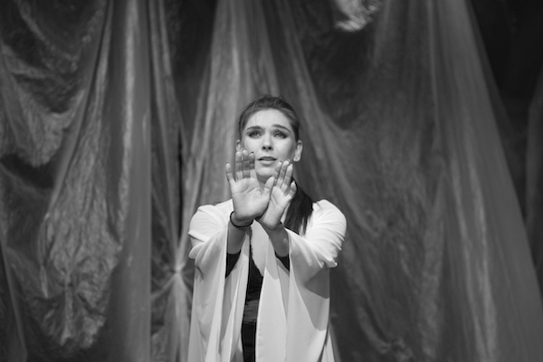 Рецензия на спектакль «Нежность», театр-студия «Откровение». Нежная трагедия