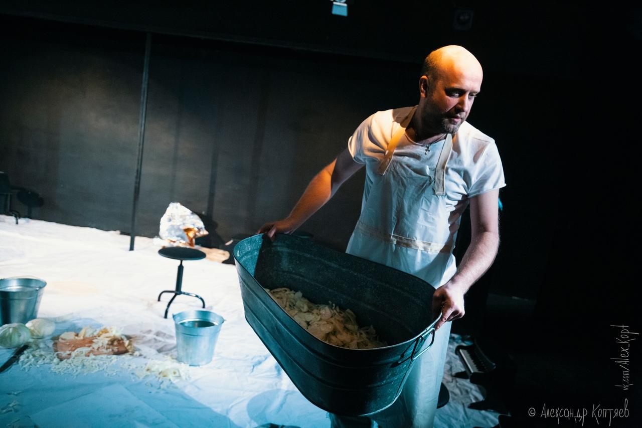 Рецензия на спектакль «Чайка», Камерный театр Малыщицкого. Шерешевский готовит капусту