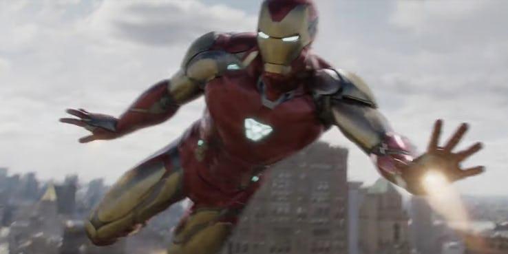«Мстители: Финал» покажут Тони Старка из другой реальности
