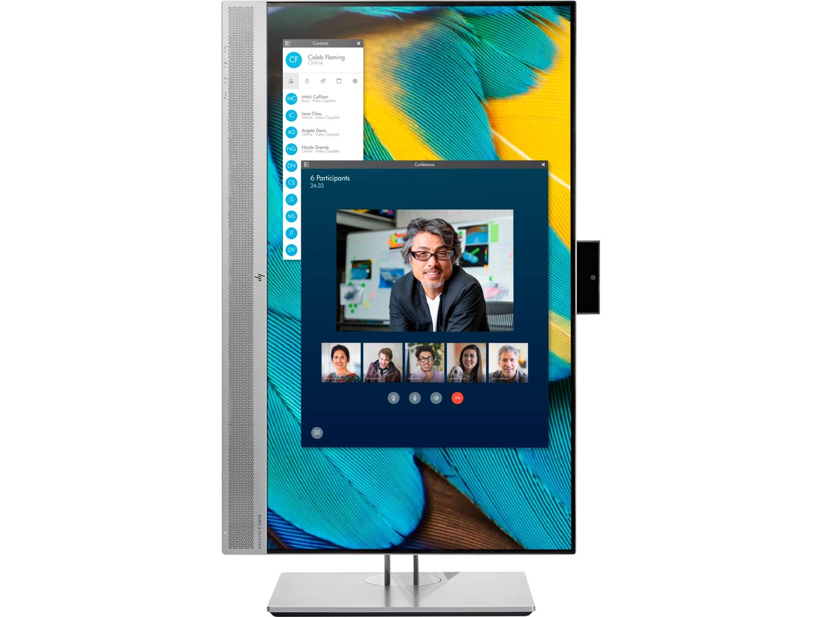 Обзор монитора HP EliteDisplay E243m