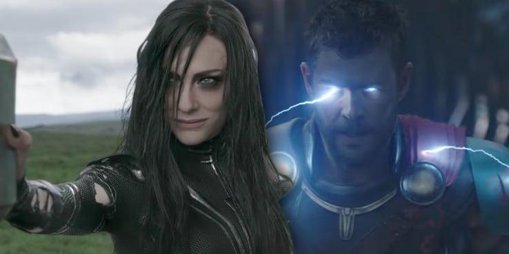 Новое оружие Тора не может убить Таноса