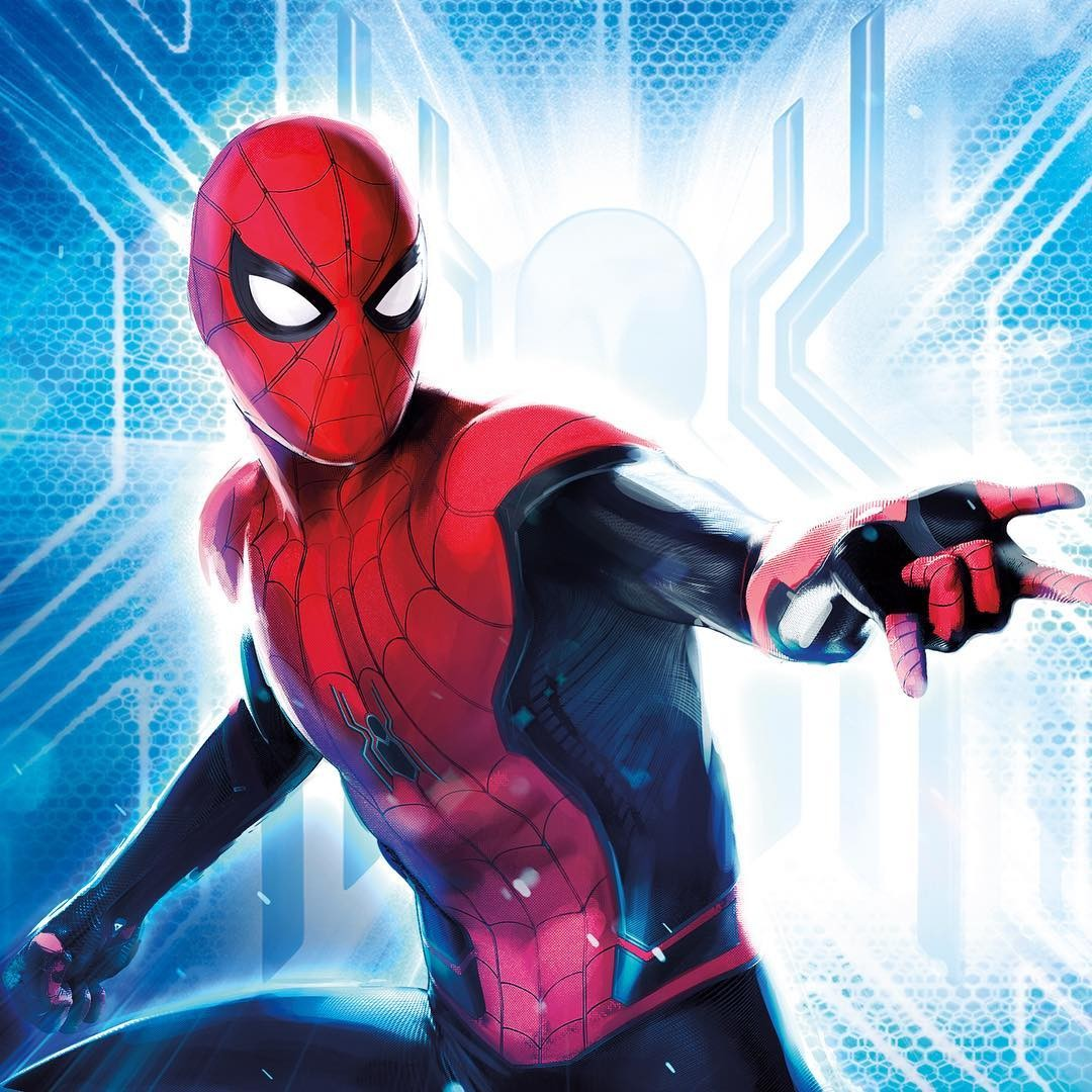 Новый официальный взгляд на Мистери из «Человека-паука»