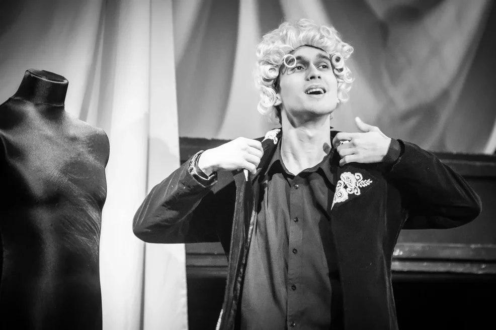 Рецензия на спектакль «Моцарт и Сальери», театр-студия «Откровение». Музыка и зависть