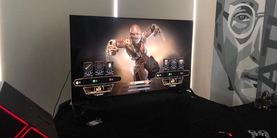 Старт продаж OMEN X Emperium 65 в России. Особенности монитора