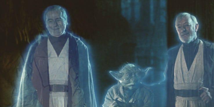 Палпатин не может быть призраком Силы в «Звездных войнах 9»