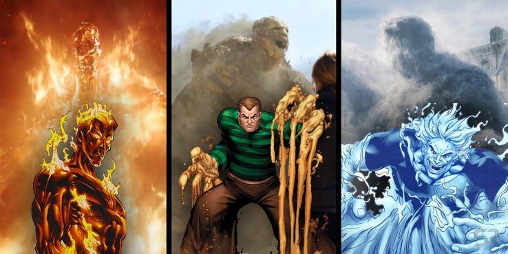 Как Мистерио пришел из альтернативного измерения в киновселенной Marvel