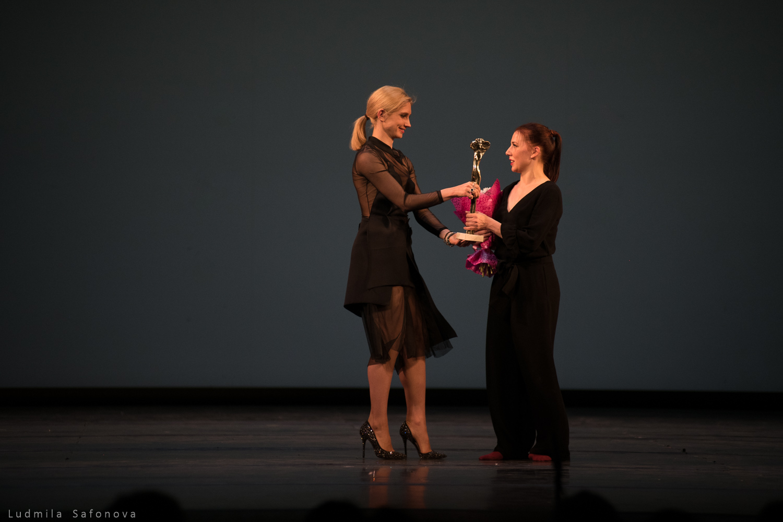 Вручение балетной премии «Душа танца» в МАМТ
