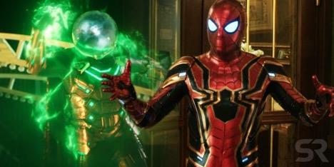 Неожиданный сюжетный поворот в «Человеке-пауке: Вдали от дома»