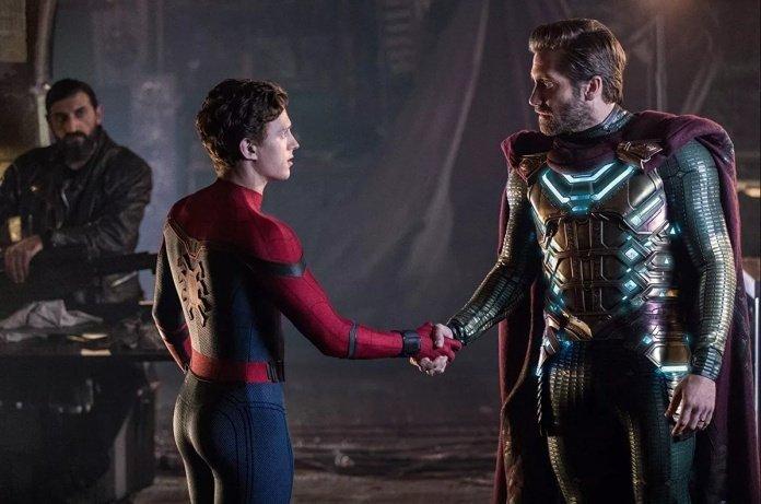 Тизер Хамелеона в «Человеке-пауке: Вдали от дома»