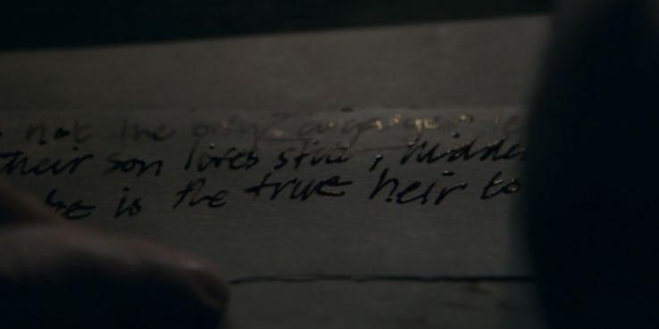 Что написано в письме Вариса в 5 серии 8 сезона «Игры престолов» (и для кого оно)