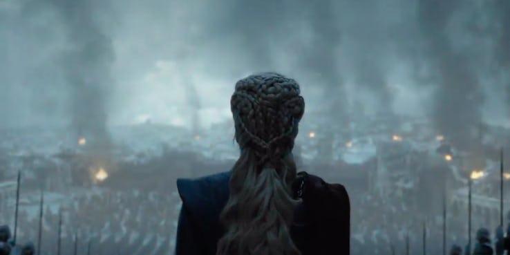 Почему Дейенерис на самом деле сожгла город в «Игре престолов»