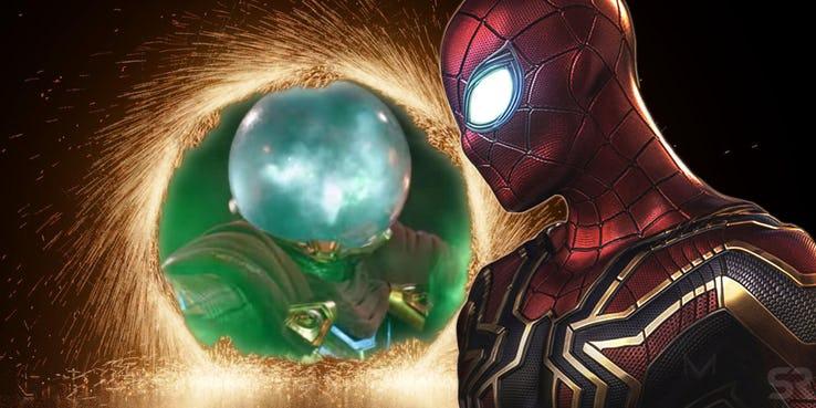 Доказательства, что Мистерио лжет в «Человеке-пауке: Вдали от дома»