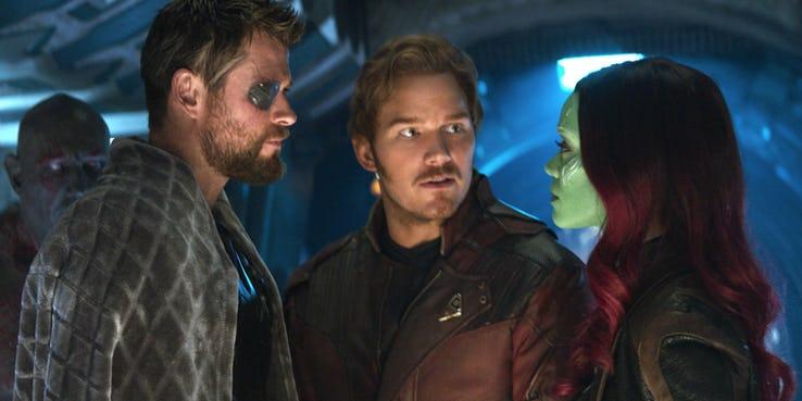 Какие фильмы 4 Фазы MCU тизерят «Мстители: Финал»