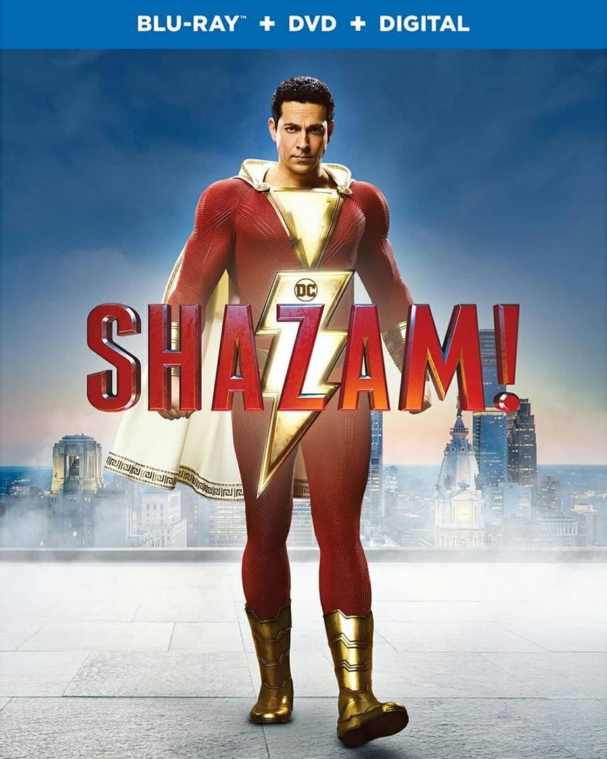 Дата выхода «Шазам!» на Blu-ray. Когда можно скачать в качестве?