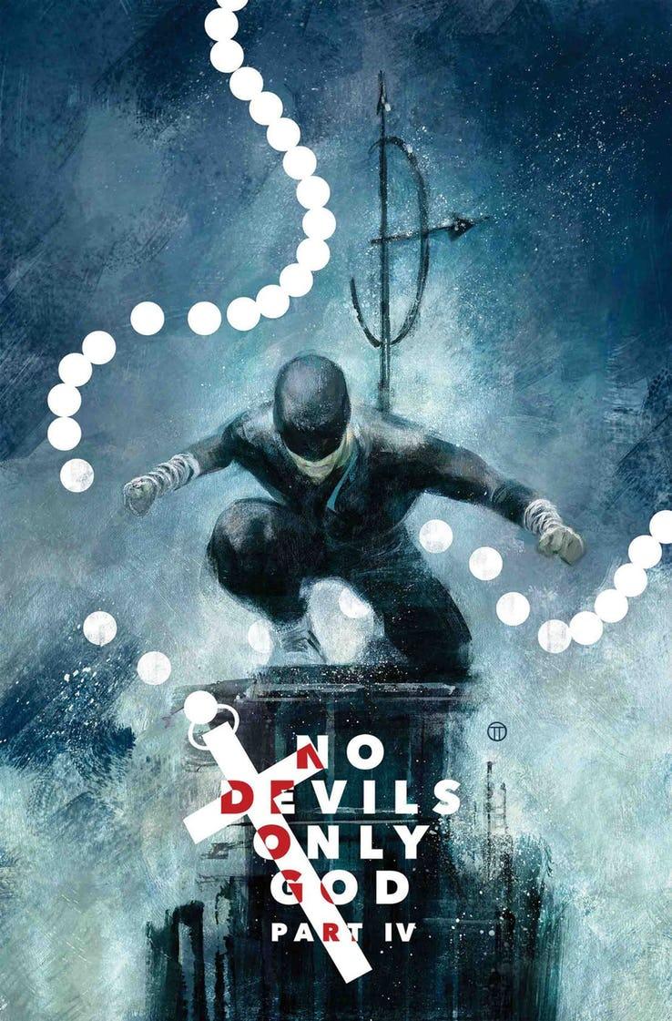 Marvel представят нового Сорвиголову в августе
